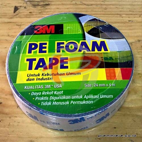 PE Foam Tape 24mm x 4m [1600 TG]