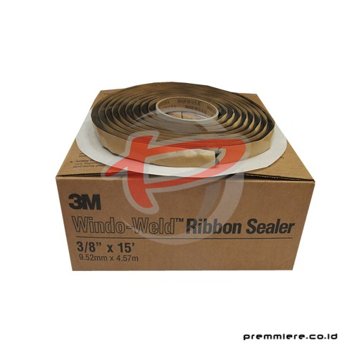 Window-Weld Round Ribbon Sealer 3/8""