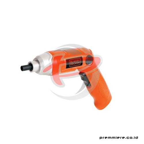 Screwdriver With Bit Set 3.6V [9036-B1]