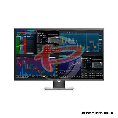 "43"" Ultra HD 4K Multi Client Monitor [P4317Q]"
