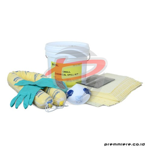 Basic Chemical Spill Kit [10 gal]