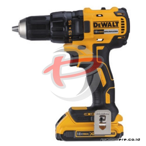 Brushless Drill Driver 2.0Ah DREAMLINER 18V XR Li-Ion  [DCD777D2-B1]