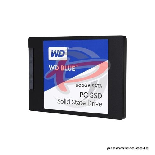 Blue PC SSD 500GB [WDS500G1B0A]