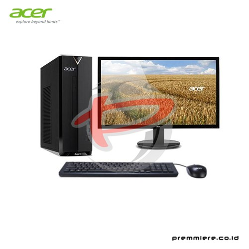 "Aspire TC830 (J4005, 4GB DDR4, 1TB, 19.5"", Win 10 Home)"