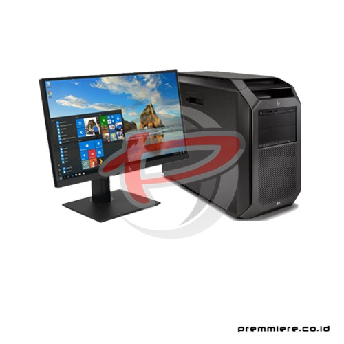 "Z4 G4 Workstation (Xeon W-2123, 8GB DDR4, 1TB, 21.5"", Quadro P620 2GB, Win 10 Pro) [5LU30PA]"