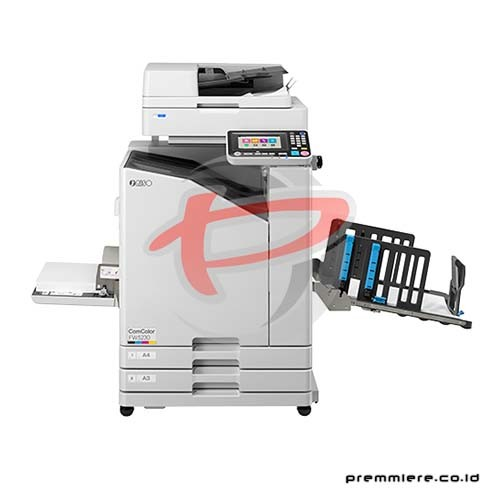 ComColor FW5230 + Scanner HS7000 + WST