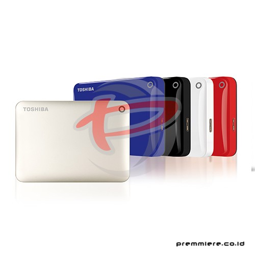 Canvio Connect II 3.0 Portable Hard Drive 500GB