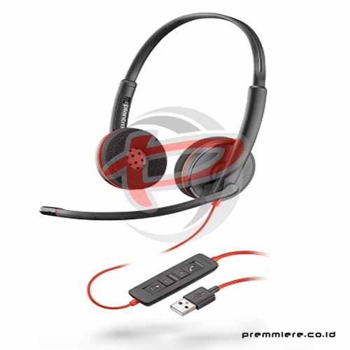 BLACKWIRE,C3220 USB-A HEADSET [209745-101]
