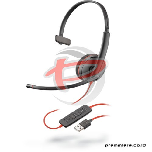 BLACKWIRE,C3210 USB-A HEADSET [209744-101]