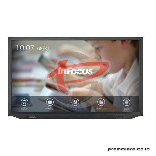 Interactive Flat Panel Display 4K 55 Inch [INF5533e]