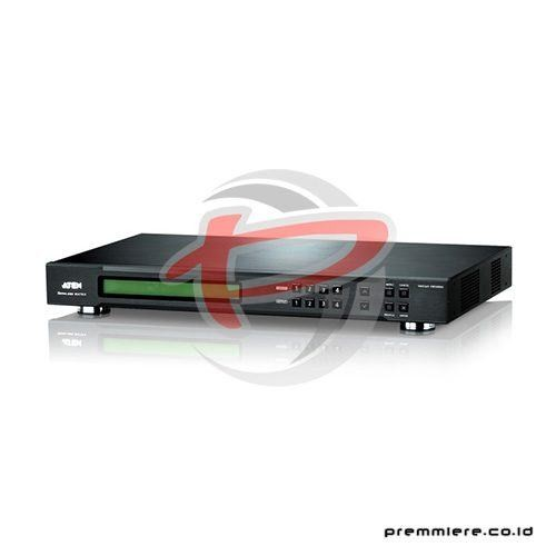 4 x 4 DVI Matrix Switch with Scaler [VM5404D-AT-G]