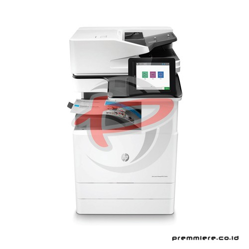 Color Laser Jet Managed MFP E77822dn (3 Years Warranty)
