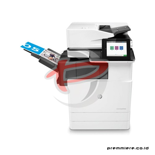 Color Laser Jet Managed MFP E87640dn (1 Years Warranty)