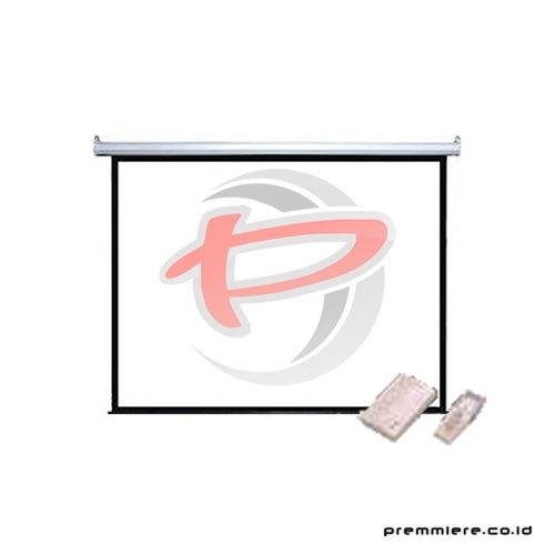 Screen Projector Motorized MS 300""