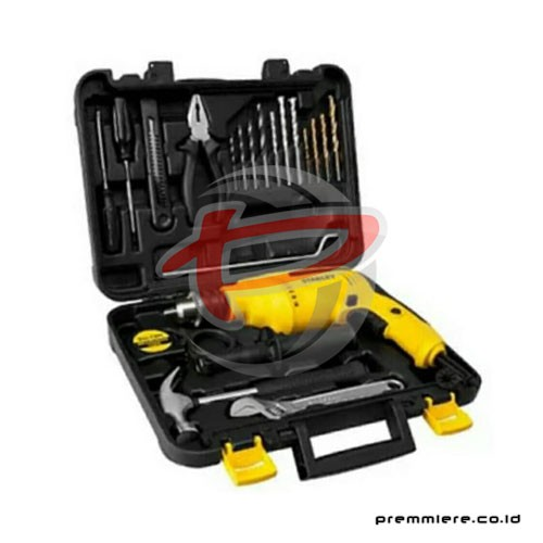 Hammer Percussion Drill - Value Pack 13mm 650W [SDH700KV-B1]