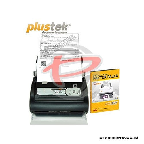 SmartOffice PS286Plus + Software Scan Faktur Pajak