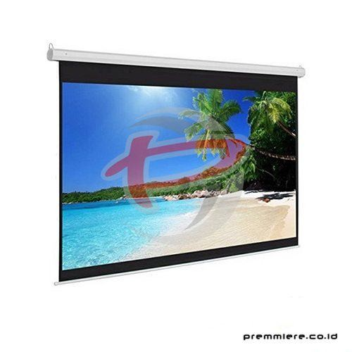 "Screen Projector Motorized 100"" Diagonal [EWSDL1520RL]"
