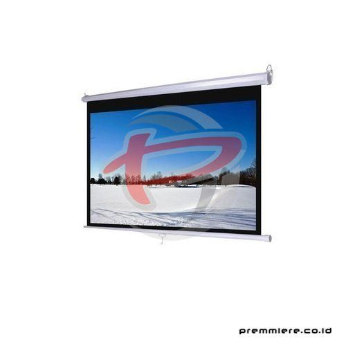 "Screen Projector Manual Wall Screen 50"" [MWSDL1212L]"