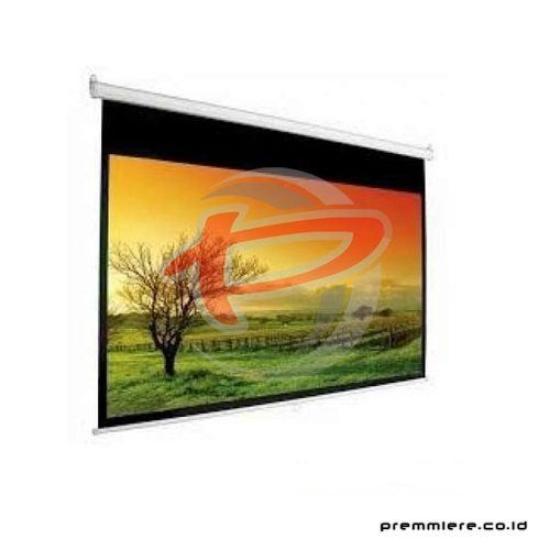 "Screen Projector Manual Wall Screen 70"" [MWSDL1717L]"
