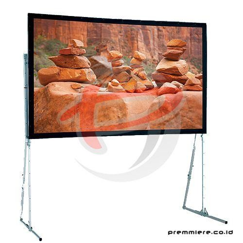 "Screen Projector UFS Front & Rear 100"" Diagonal [FRDR1520]"