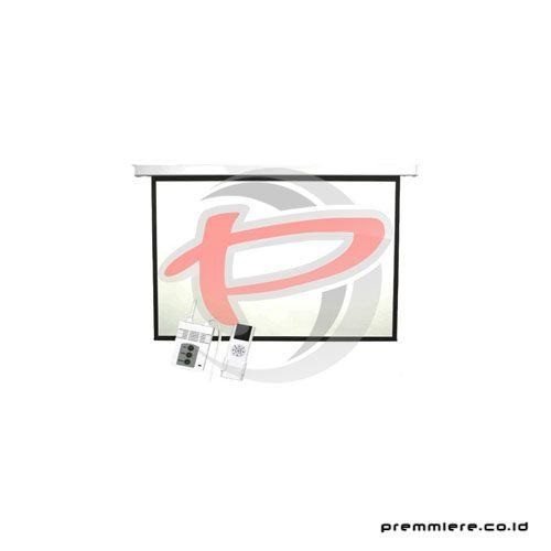 "Screen Projector Motorized 84"" [BMR84]"