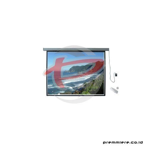"Screen Projector Motorized 72"" YY1 Series (4:3)"