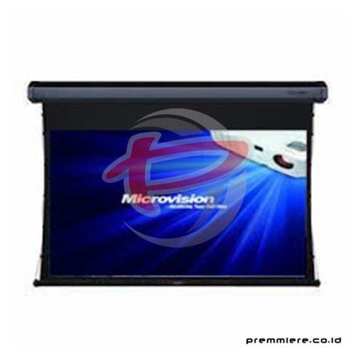 "Screen Projector Motorized 100"" Diagonal [EWSMV1520RL]"