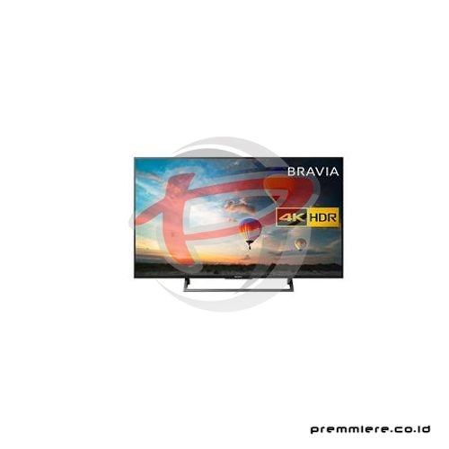 4K Ultra HD LED Internet Smart TV 49 - Inch [KD-49X8000E]