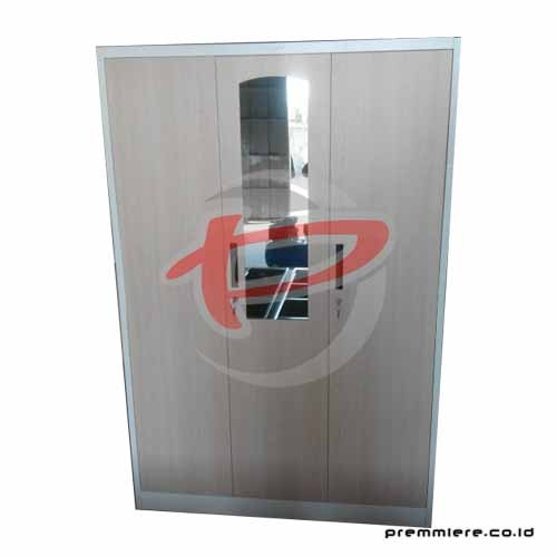 Almari Pintu Ayun (Full Height) [BZ-ZY02 WOOD]