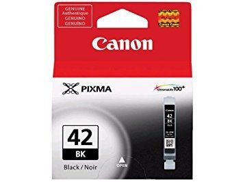 Black Ink Cartridge CLI-42BK