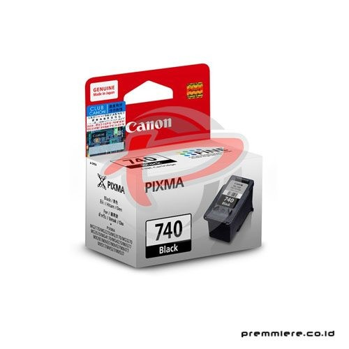 Black Ink Cartridge PG-740