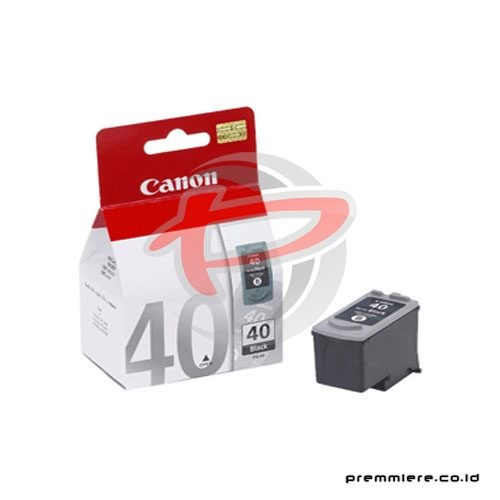 Black Ink Cartridge PG-40