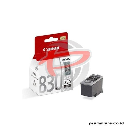 Black Ink Cartridge PG-830