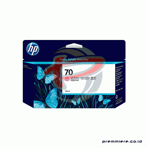 70 Light Magenta Ink Cartridge 130ml [C9455A]