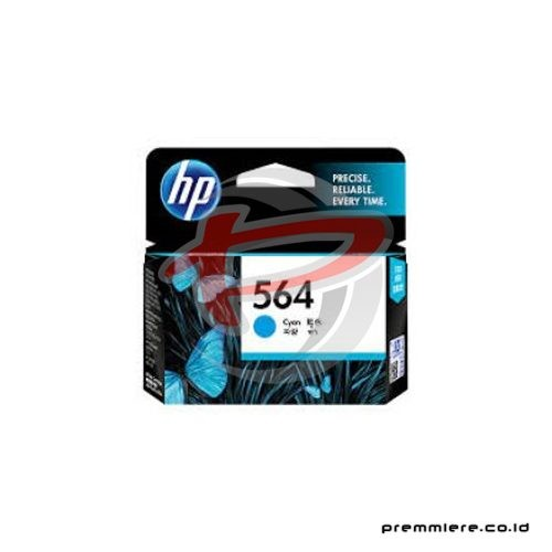 564 Cyan Ink Cartridge [CB318WA]