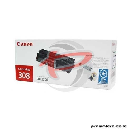 Black Toner Cartridge EP308