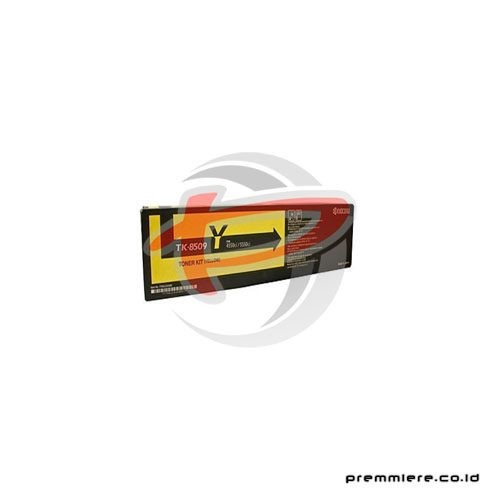 Yellow Toner Cartridge TK-8509Y