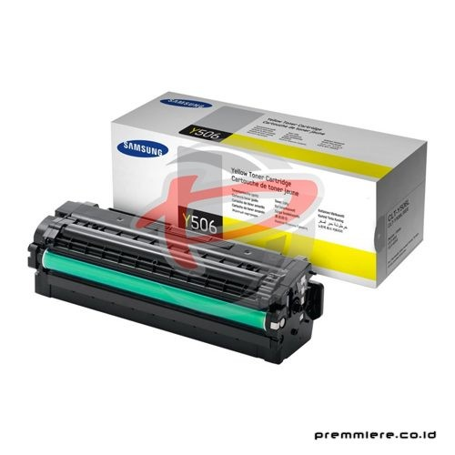 Yellow Laser Toner Cartridge CLT-Y506L