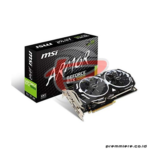 GeForce GTX 1060 ARMOR 6G OCV1