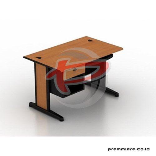 Computer Desk [VCD 221] Include Keybord Tray and Drawer Rack