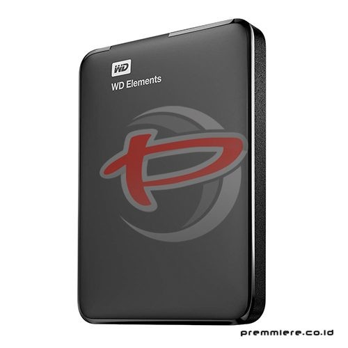 "Elements 1TB - 2.5"" Portable External Hard Drive"