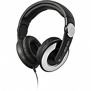 Headphones - HD 205 II WEST