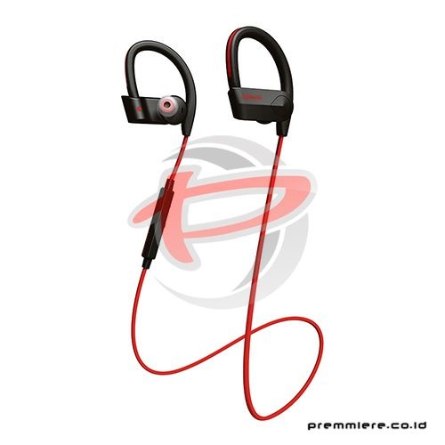 Sport Pace Wireless Headphones - Red
