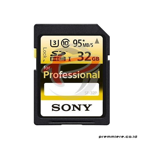 32GB Professional SDHC Memory Card [SF-32P]