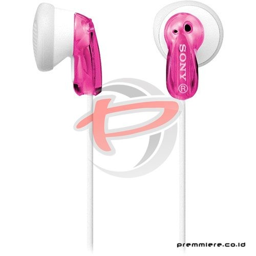Earphone - MDR-E9LP Pink