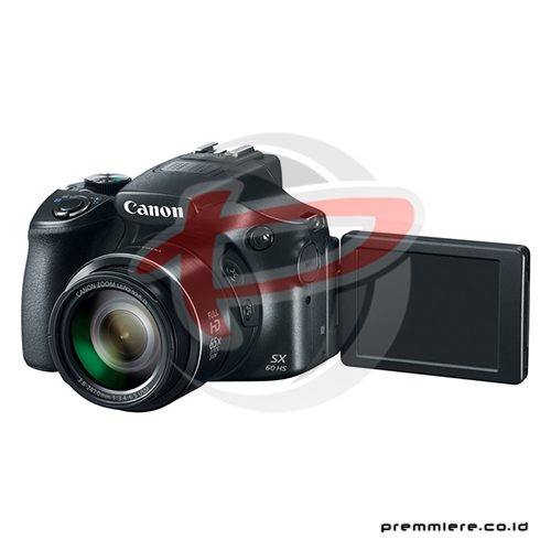 Digital Camera PowerShot SX60 - Black + memory 8gb