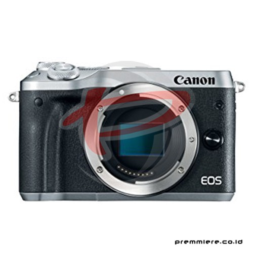 EOS M6 Silver Body Only