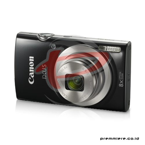 Digital Camera IXUS 185 Black