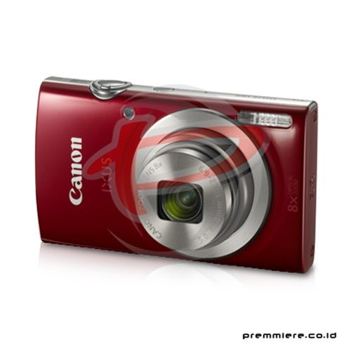 Digital Camera IXUS 185 Red + memory 8gb