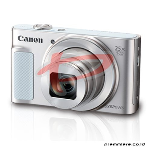 Digital Camera PowerShot SX620 - White + memory 8gb
